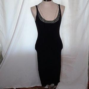 BCBG maxazria Women's dress medium black Bin6